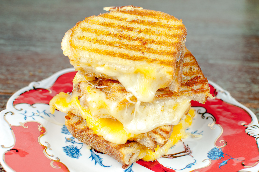 perfect grilled cheese | kitchen lush
