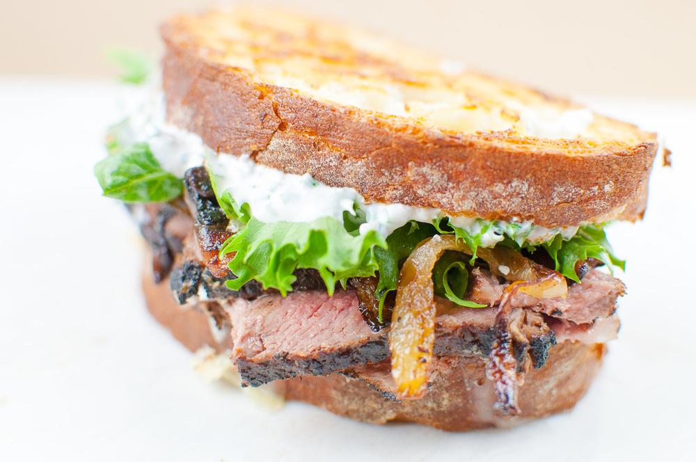the sunday sandwich | kitchen lush
