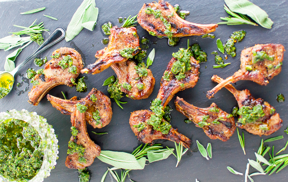 lamb chops | kitchen lush