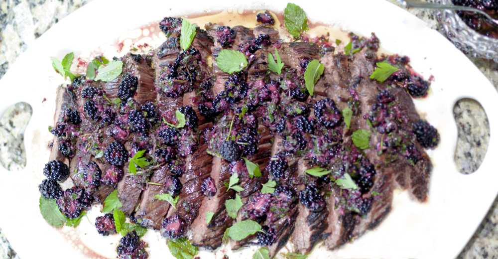 flank steak | kitchen lush
