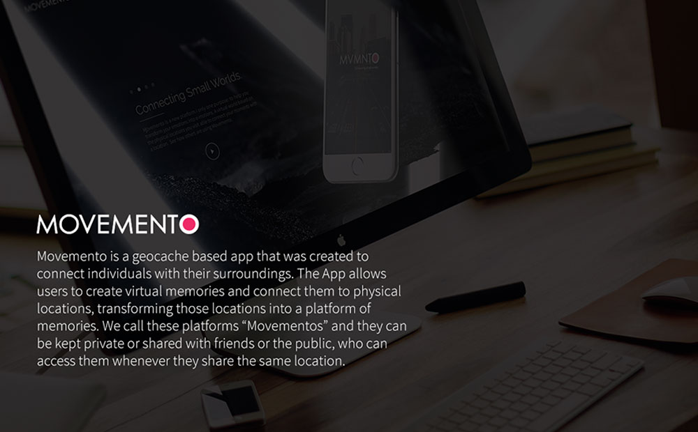 Movemento Website and App