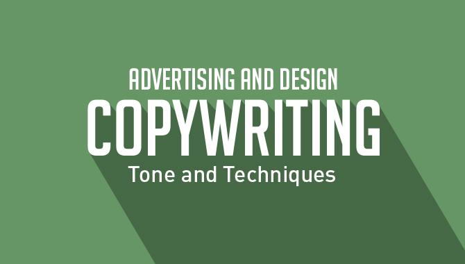Copywriting Tone and Technique