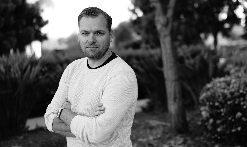 Mark Hibdon, Partner/ECD, HUMAN: Online Marketing