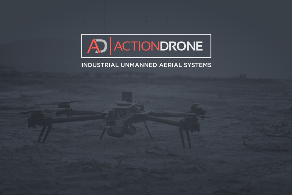 John B Action Drone Website