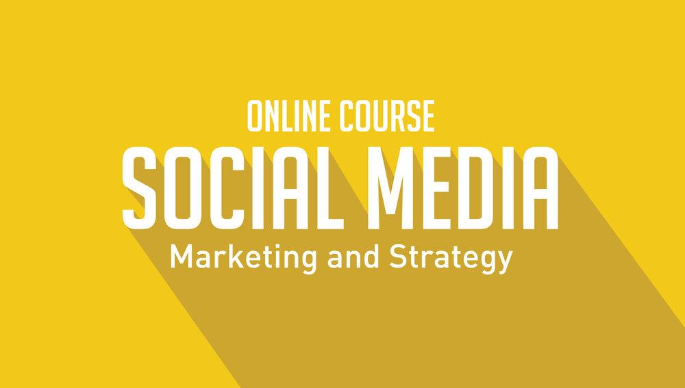 Social Media Marketing and Strategy