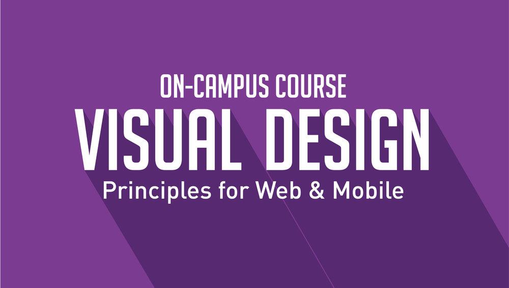 Visual Design Plaque