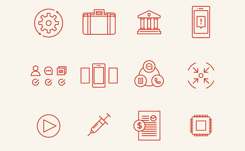 Nic Grappone Icons