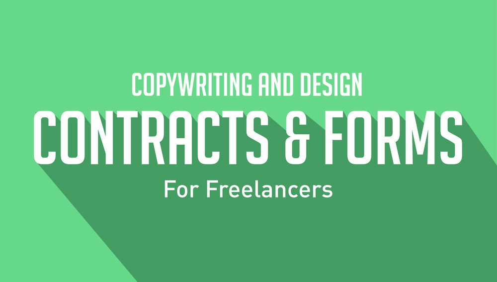 Contracts and Forms for Freelancers