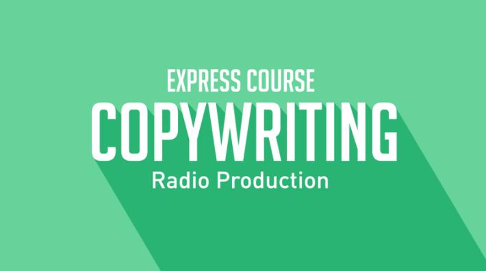Copywriting Radio Production