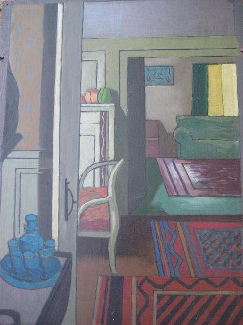 Interieur — Benny Cohn
