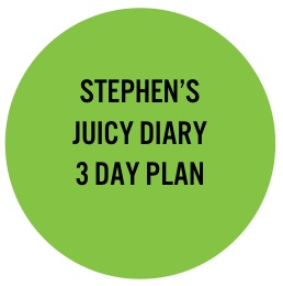 Stephens Juicy Diary