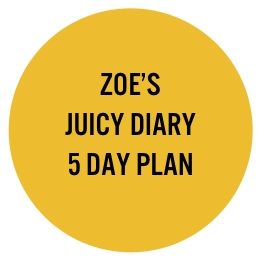 Zoe's juicy journey. Zoe diary during her juice cleanse in her own words. struggle, easy, up and down. juice cleanse plan