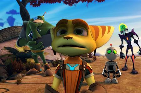 Ratchet & Clank: Full Frontal Assault (2012)
