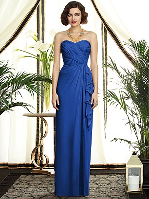 DessyBridesmaidDress-Blue