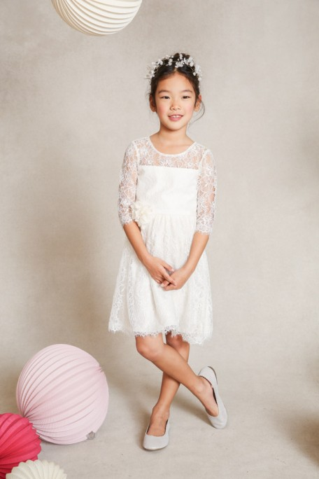 Jenny Yoo Annie flower girl dress