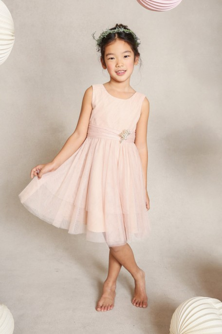 Jenny Yoo Etsy flower girl dress