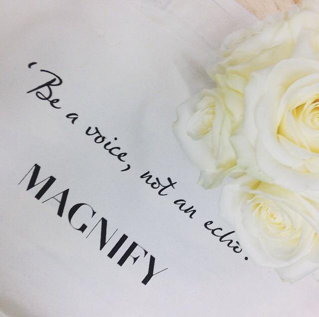 Hello Magnify
