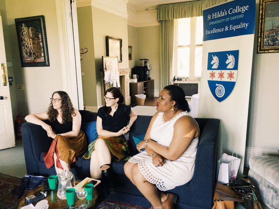 St. Hilda's Feminist Salon  - University of Oxford