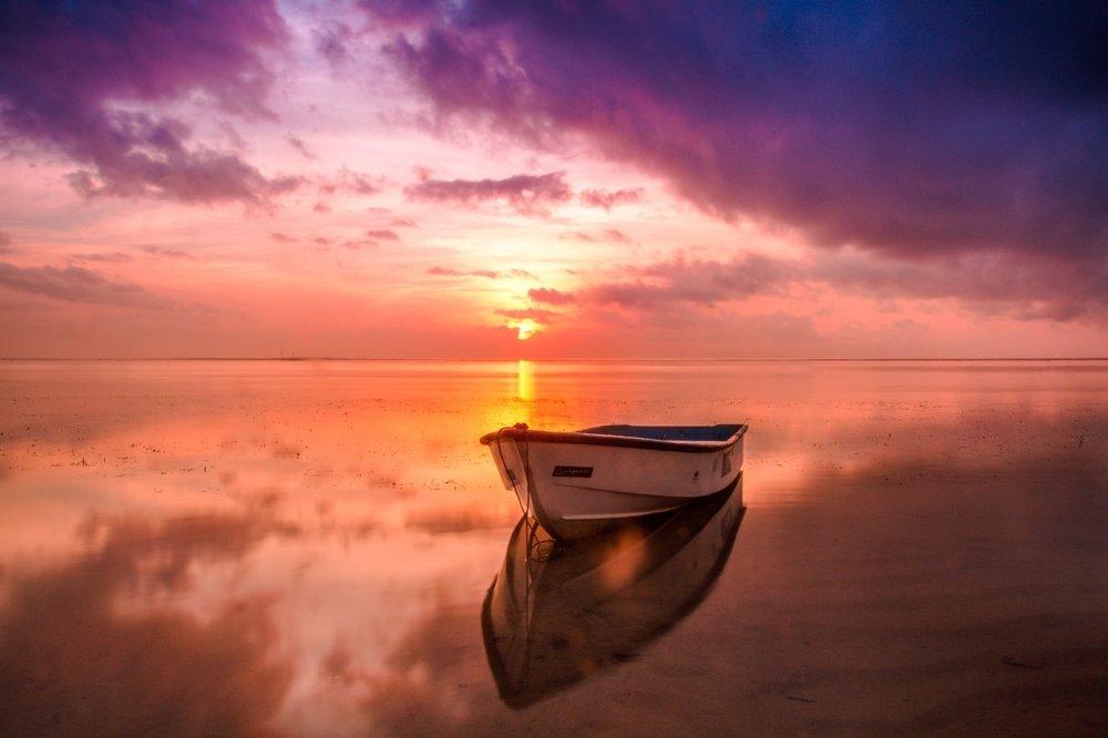 boat on still water.jpeg