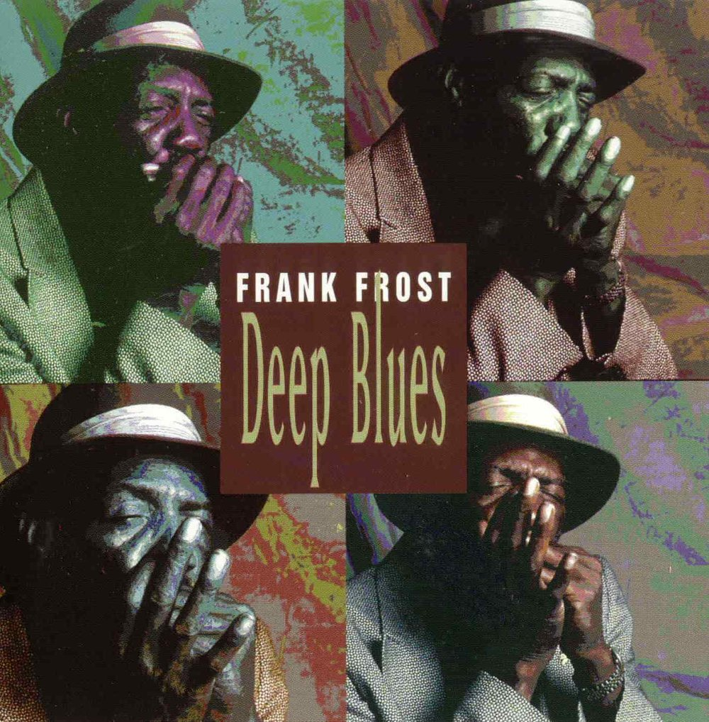 Frank Frost - Deep Blues - Front.jpg