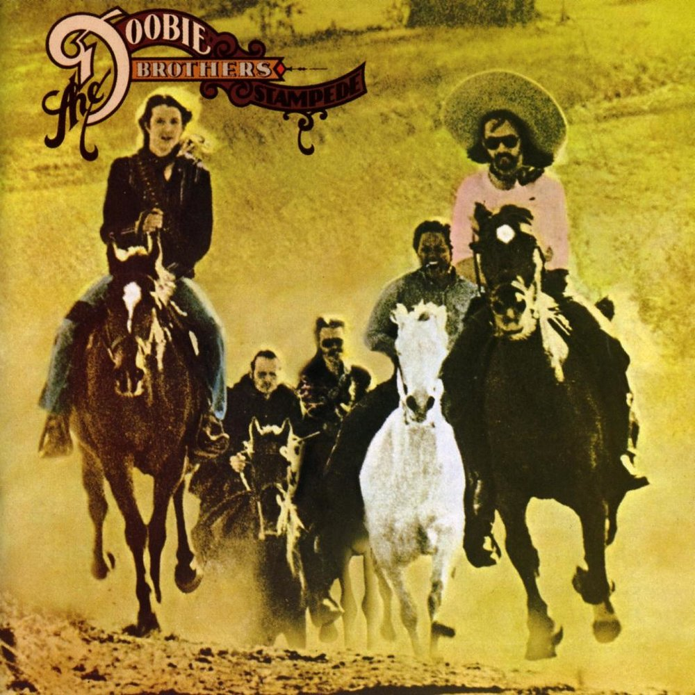 The Doobie Brothers - Stampede - Front.jpg