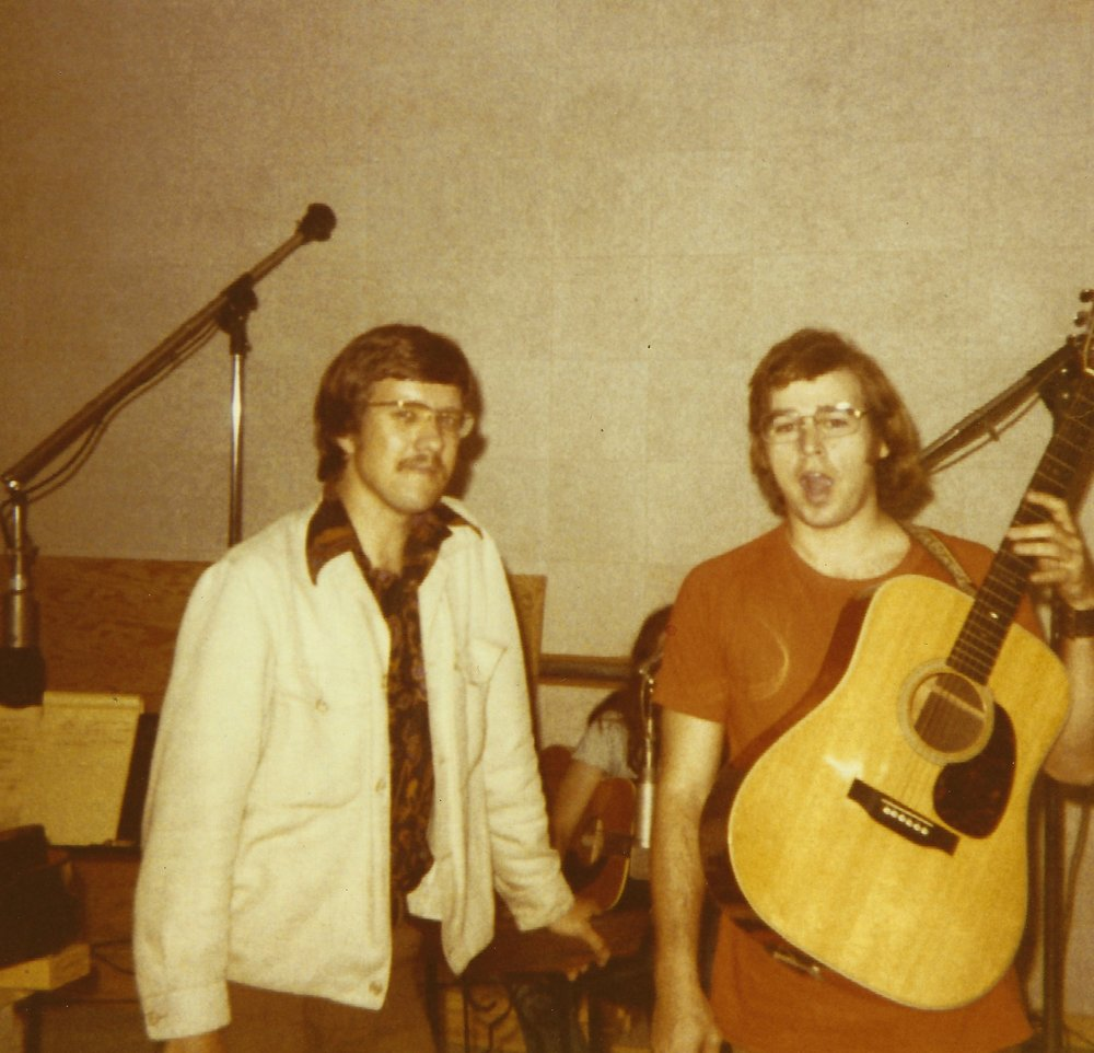 Buzz and Buffett, 1970