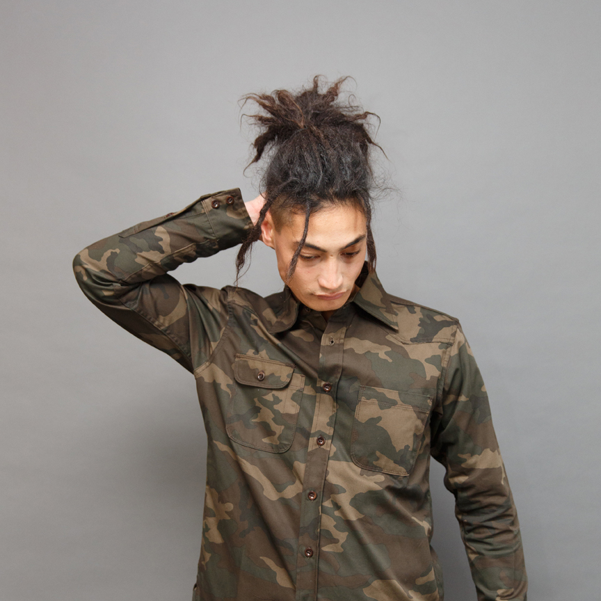 f089d34a91d Tellason Topper Shirt in Japanese Camo — Aggregate Supply