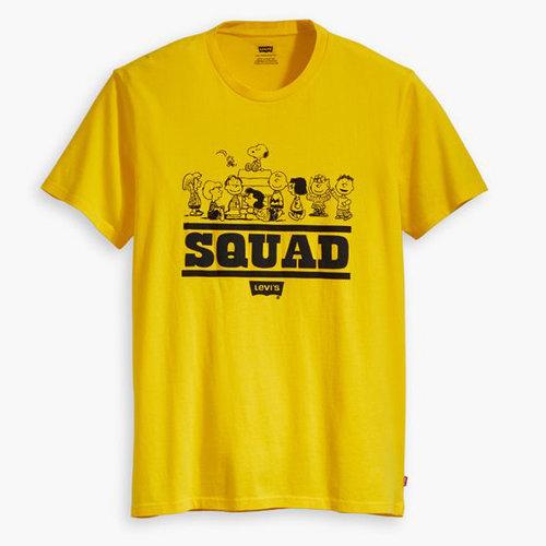 d2e1dca01 Levi's Premium Graphic T-shirt in Peanuts Squad Cyber Yellow.  224910514_Levis_Premium_Peanuts_Tshirt_Squad_Cyber_Yellow_3.jpg