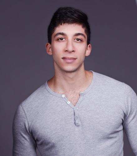 Vasilios Filippakis as 'Nick' - @vasiliosf