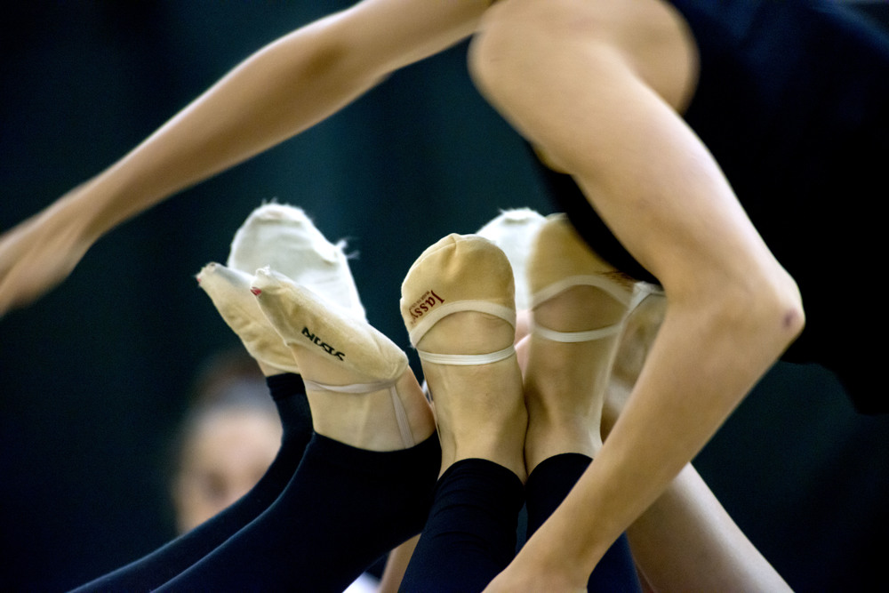 Feet  ©Suzanne Metzel