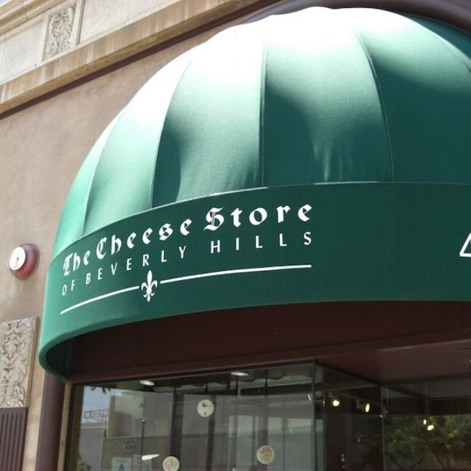THE CHEESE STORE: BEVERLY HILLS  419 N. Beverly Drive., Beverly Hills, CA 90210  Phone: (310) 278-2855