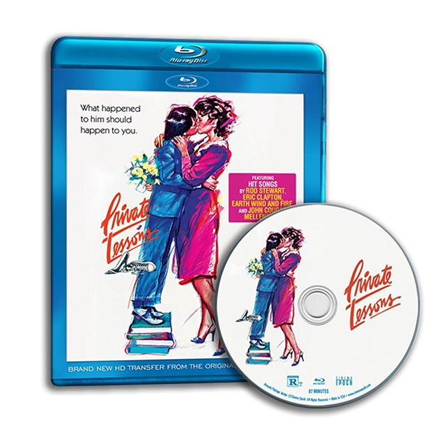 Private Lessons Bluray - Cinema Epoch⠀ (Available on Amazon.com)⠀ • • • - Custom Menu Design⠀ - Bluray Authoring⠀ - Full Service Optical Media (Printing & Packaging)⠀