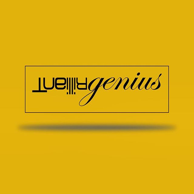 New logo of the week - Brilliant Genius