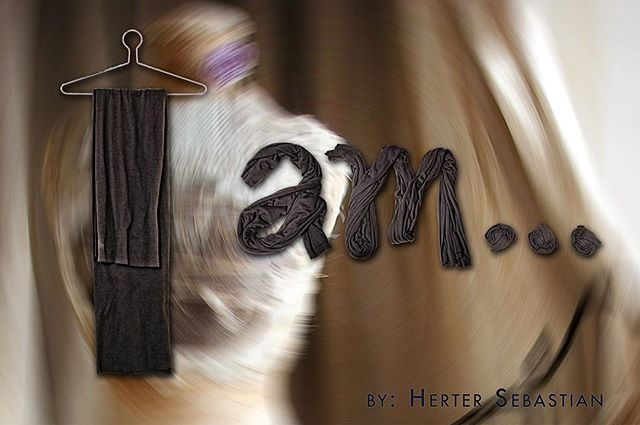 "If you're curious of how personalities of different people can be united by one article of clothing, give this photographic book ""I Am..."" a quick flip. (Link in bio.) • • • - Photography - Interactive Media"