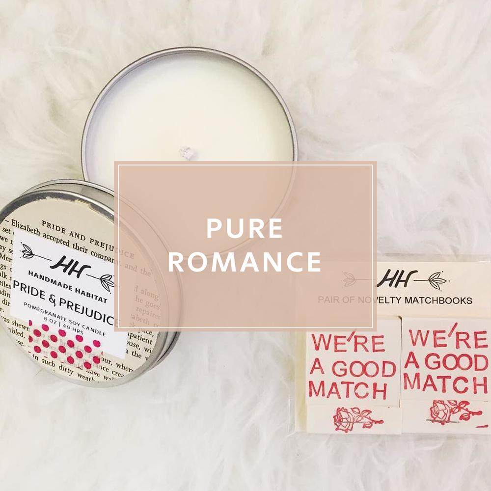 Handmade Habitat Pure Romance