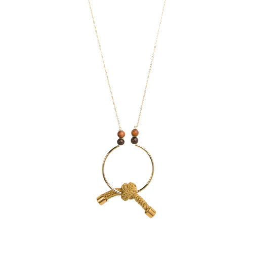 Kicheko Goods - Kedge Hollow Necklace