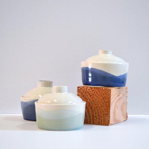 Kuzeh Pottery - ramekin