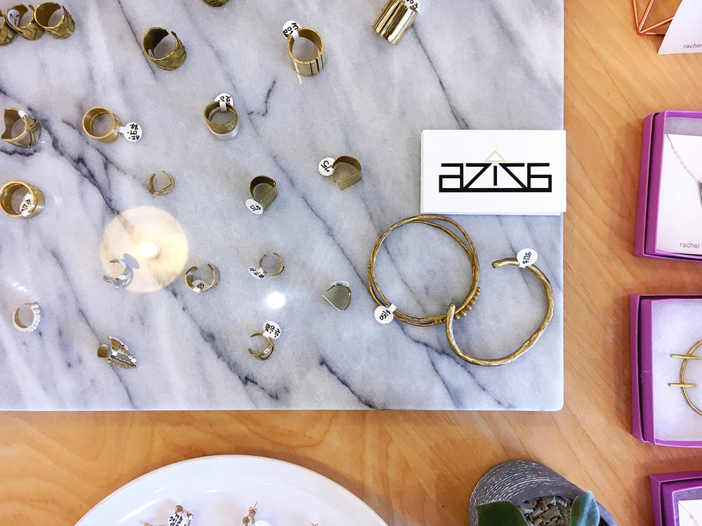 Jewelry by Aziza Handcrafted
