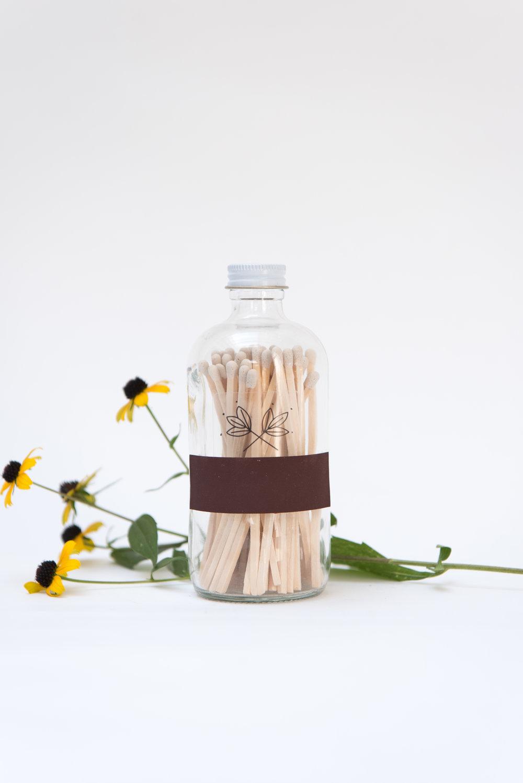 Long Match Bottle