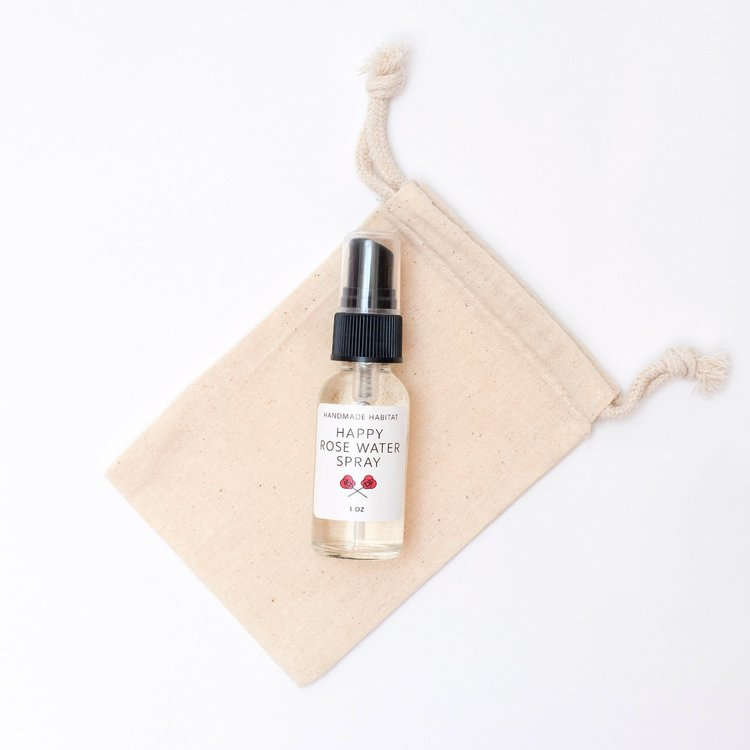 Happy Rose Water Spray