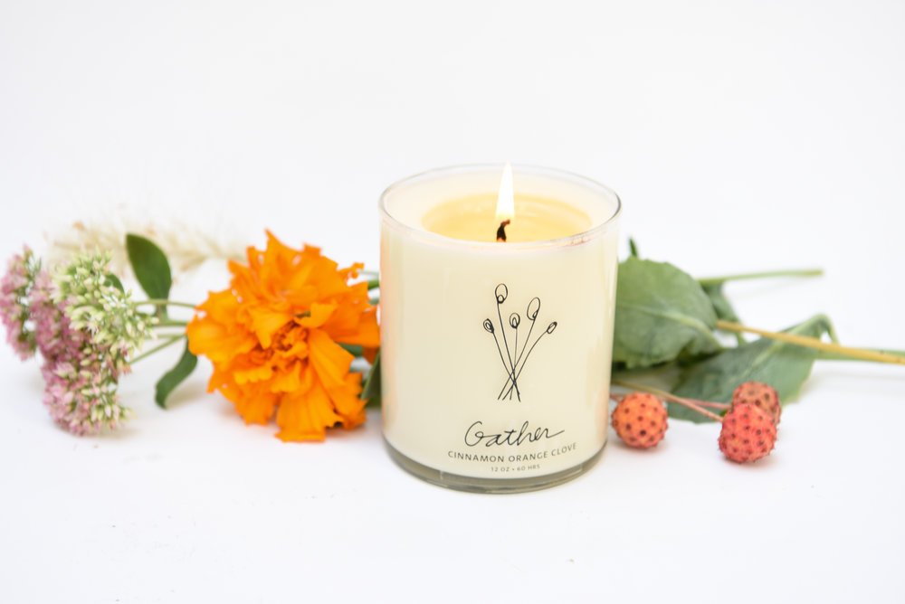 Gather Candle Tumbler