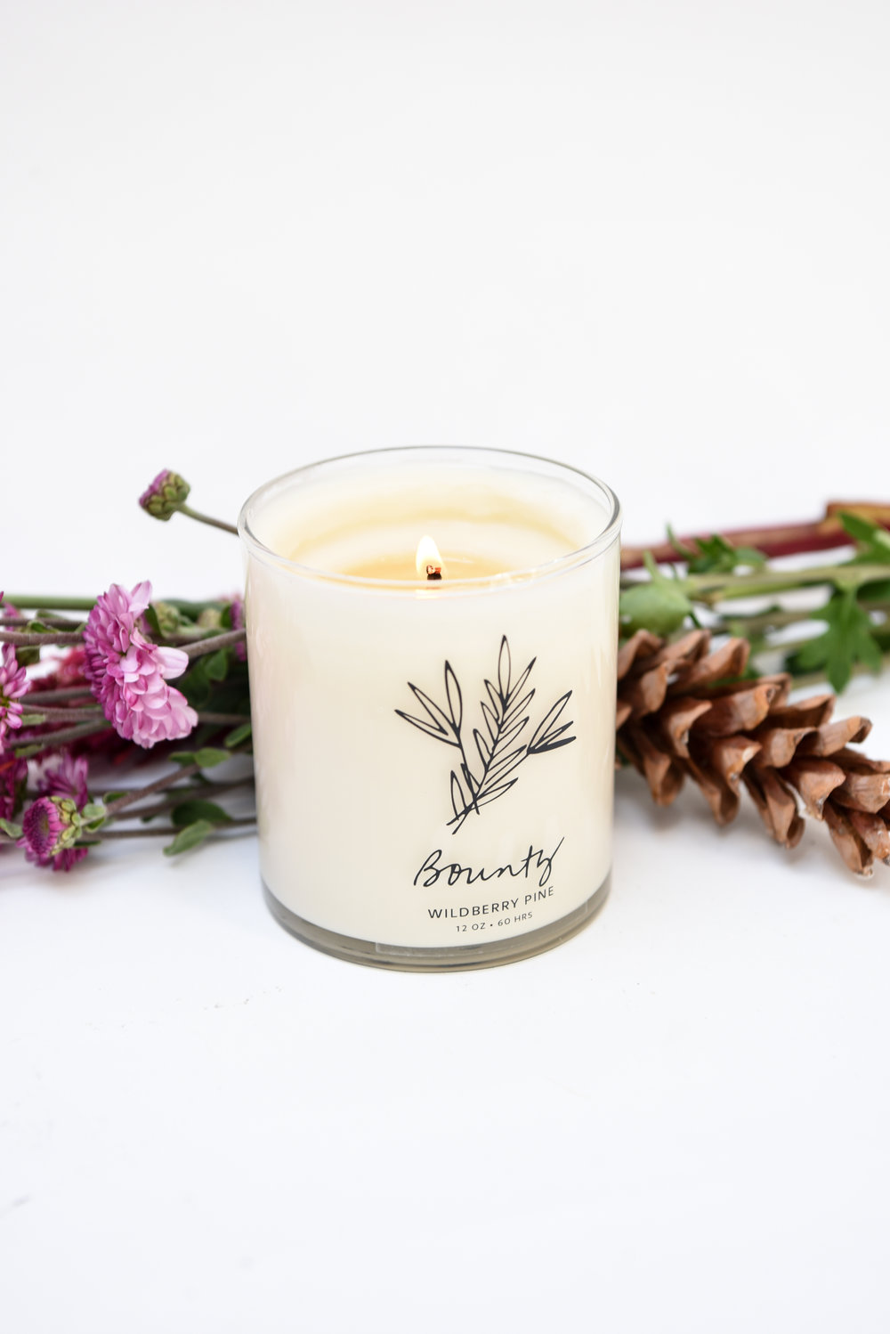 Bounty Candle Tumbler
