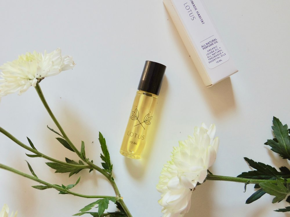 Lotus Roll on Perfume