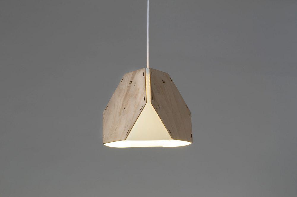 STONE LAMP SHADE