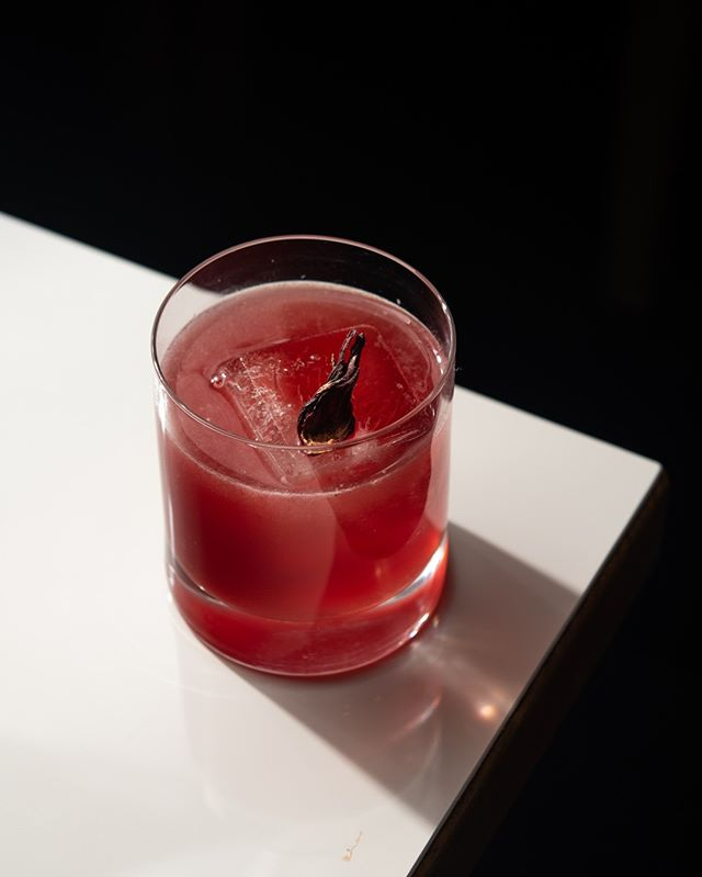 Our Hibisco Aromatico is like spring in a glass. Made with Pisco 100, Hibiscus, Fresh Lime, and a dash of Dimmi.