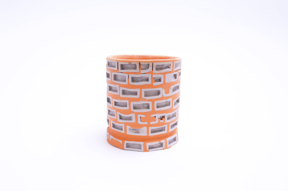 Mini-Brickware Cup