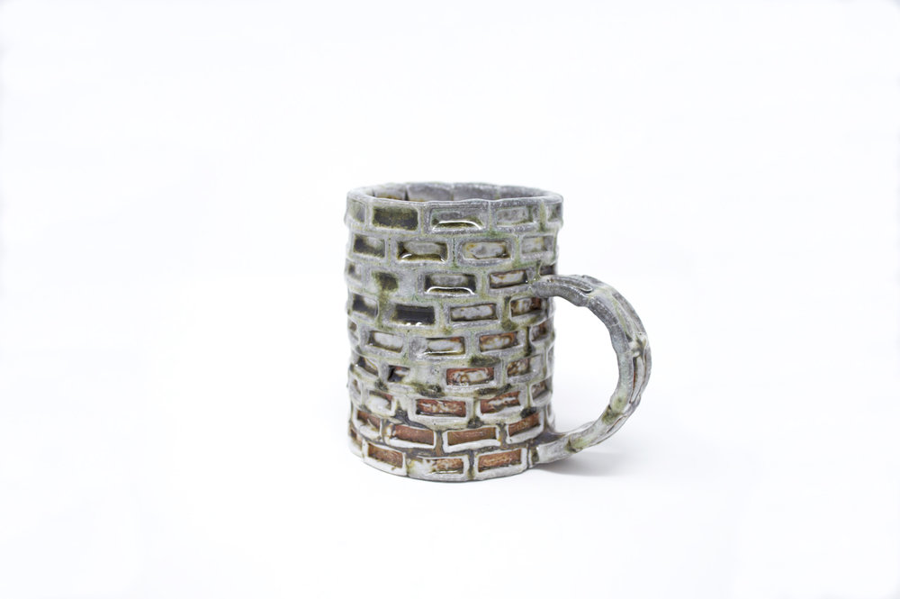 Mini-Brickware Mug