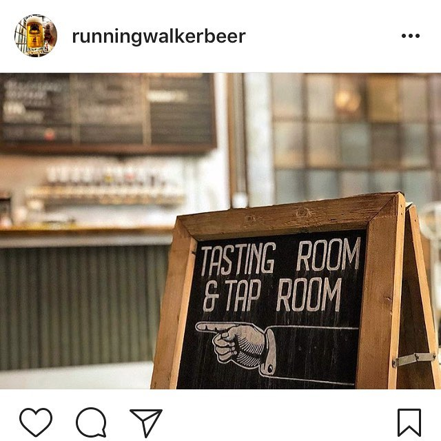 We'll be playing @runningwalkerbeer tonight and the @surlatinfusion truck will be there! Can't wait to see you!!