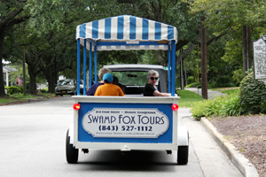 Swamp Fox Tours - Georgetown SC