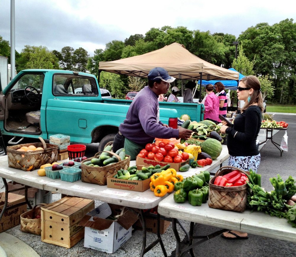 Farmers Market - every Saturday 8am to 1pm